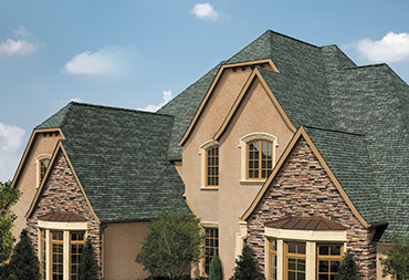 On Average, Your Roof Makes Up 45% Of The Visible Appearance Of Your Home.  Because Of This, A Roof Should Not Only Keep The Weather Out Of Your Home,  ...